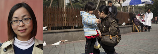 Urban Mothers in China